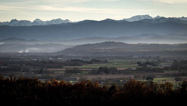 les Pyrénées (image d'illustration) - Sputnik France