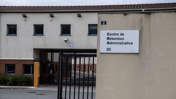 Un centre de rétention administrative - Sputnik France