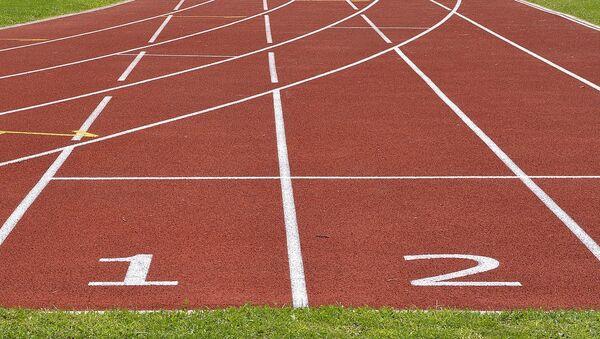 Piste d'athlétisme - Sputnik France