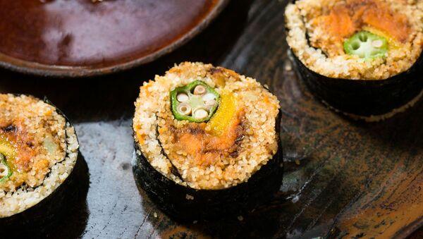 Sushi de Fonio - Sputnik France