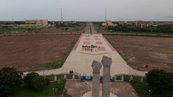 Panthéon des martyrs à Ouagadougou - Sputnik France
