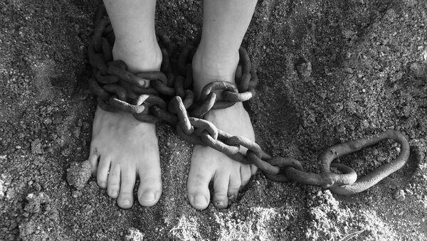 Esclavitud (imagen referencial) - Sputnik France