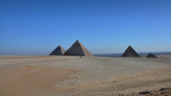 Les pyramides de Gizeh - Sputnik France