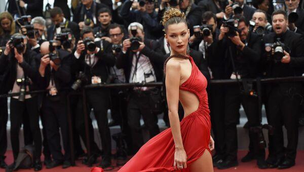 Actrices et mannequins au 72e Festival de Cannes - Sputnik France