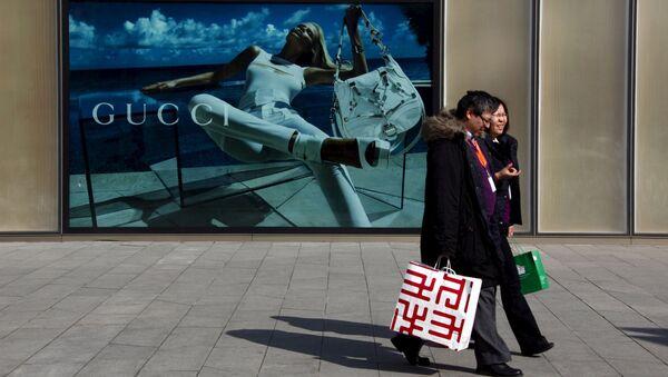 Покупатели в Пекине - Sputnik France
