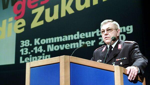 Harald Kujat, ancien président du Comité militaire de l'Otan - Sputnik France