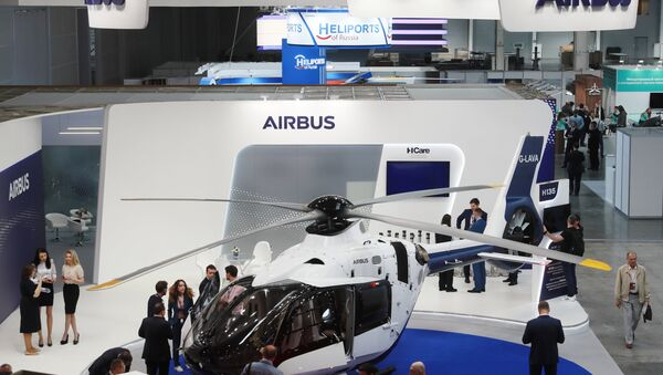 12-я Международная выставка вертолетной индустрии HeliRussia - 2019 - Sputnik France