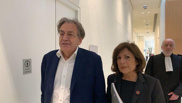 Le philosophe Alain Finkielkraut - Sputnik France