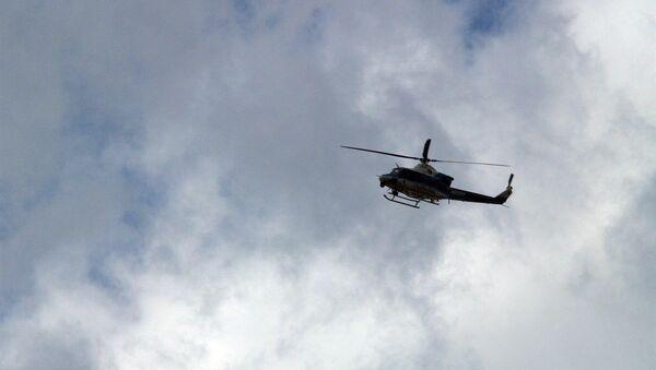 Un hélicoptère Bell 412 (image d'illustration) - Sputnik France
