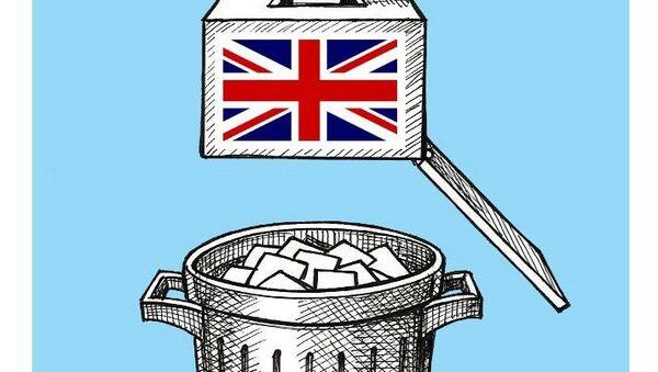 Européennes: le vote inutile du Royaume-Uni - Sputnik France
