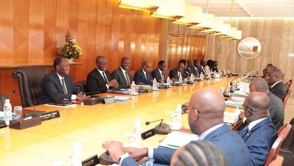 Conseil des ministres du 22 mai 2019, Côte d'Ivoire  - Sputnik France
