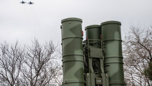 Sistema de misiles S-400 - Sputnik France