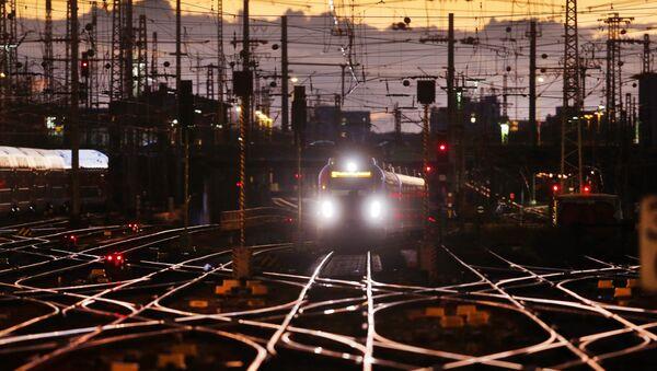 Chemins de fer allemands (archive photo) - Sputnik France