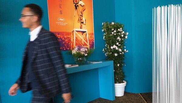 Dans les couloirs du Festival de Cannes - Sputnik France