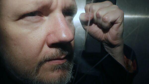 Julian Assange, fondateur de WikiLeaks  - Sputnik France