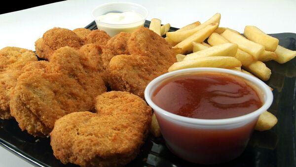 Nuggets de poulet - Sputnik France