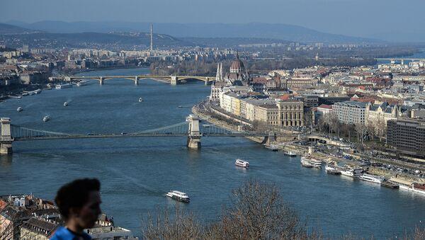 Вид на город Будапешт. - Sputnik France