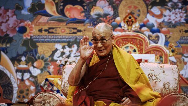 Tenzin Gyatso, 14e dalaï-lama - Sputnik France