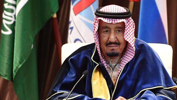 Церемония присвоения звания Почетного доктора МГИМО королю Саудовской Аравии - Sputnik France