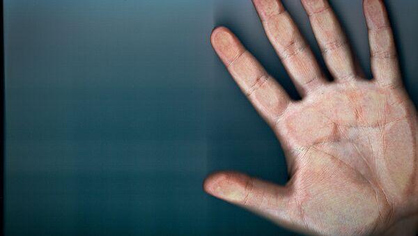 Finger scan - Sputnik France