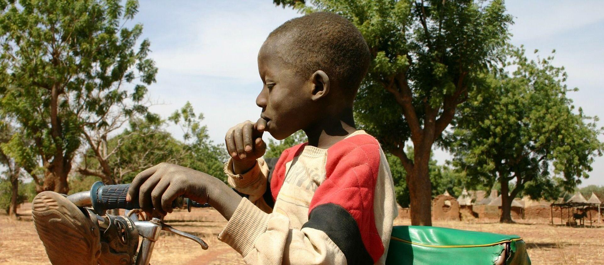 Burkina Faso Enfant - Sputnik France, 1920, 15.06.2021