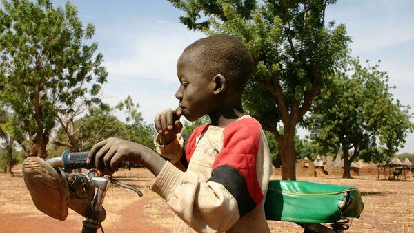 Burkina Faso Enfant - Sputnik France