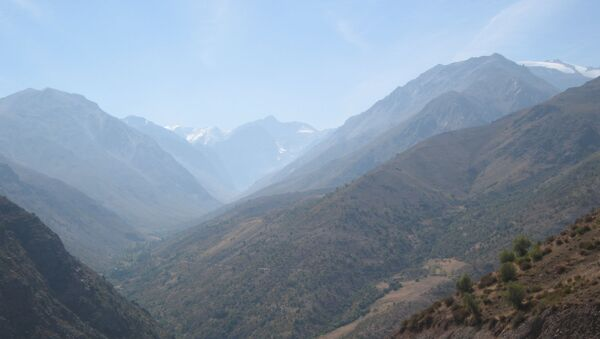 Andes - Sputnik France