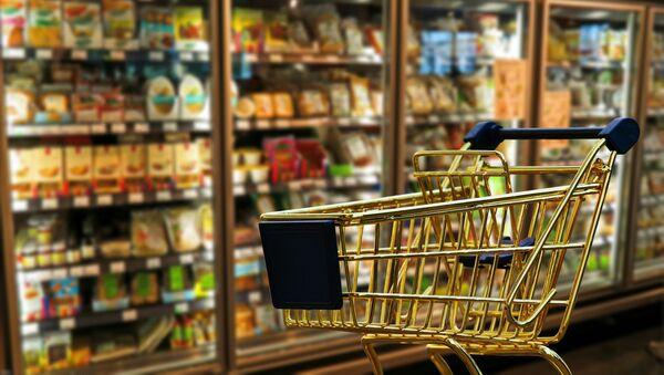 Dans un supermarché - Sputnik France