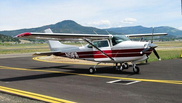 Un Cessna 182 - Sputnik France