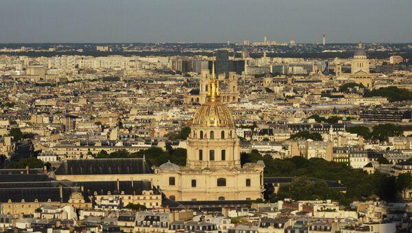 la cathédrale parisienne Saint-Louis des Invalides - Sputnik France
