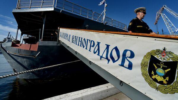 Admiral Vinogradov - Sputnik France