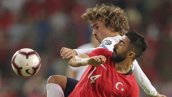Turquie vs France - Sputnik France