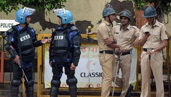 Policiers indiens - Sputnik France