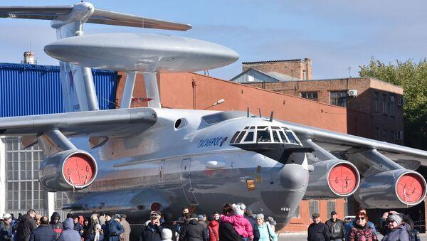 Un avion-radar A-50 (archive photo) - Sputnik France