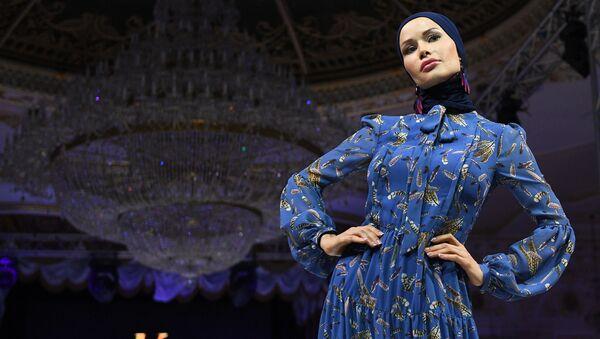 Semaine de la mode arabe de Moscou  - Sputnik France