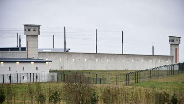 penitentiary center of Alencon, in Conde-sur-Sarthe - Sputnik France