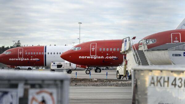 Des avions de Norwegian (image d'illustration) - Sputnik France