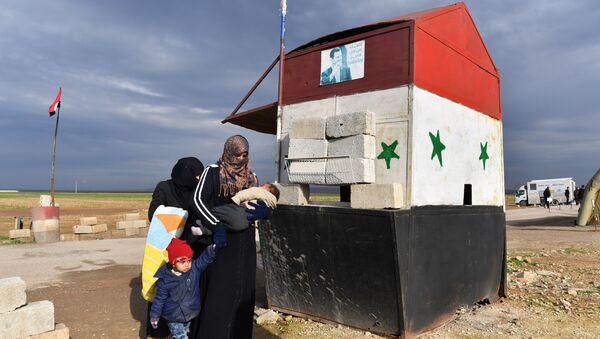 la zone de désescalade d'Idlib - Sputnik France