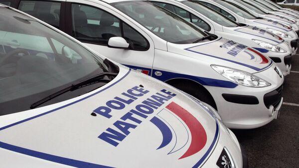 les voitures de police - Sputnik France