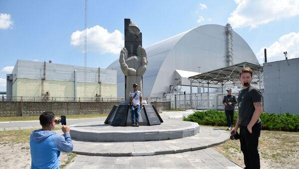 Selfies à Tchernobyl ou le boom touristique dans la zone d'exclusion autour de la centrale  - Sputnik France