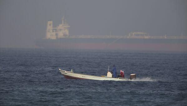 Uno de los petroleros atacados en el golfo de Omán - Sputnik France
