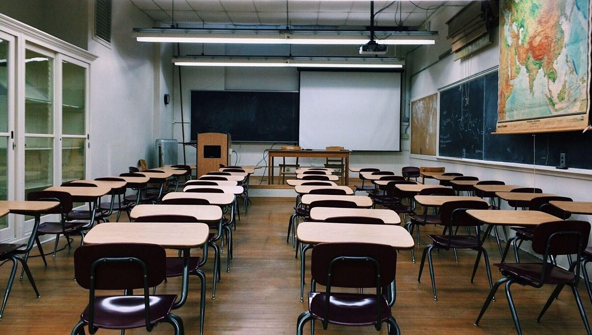 Établissement scolaire - Sputnik France, 1920, 03.09.2021