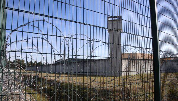 View of the prison of Mont de Marsan, southwestern France, Thursday, Nov.16, 2017. (AP Photo/Bob Edme) - Sputnik France
