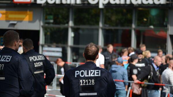 Police allemande - Sputnik France