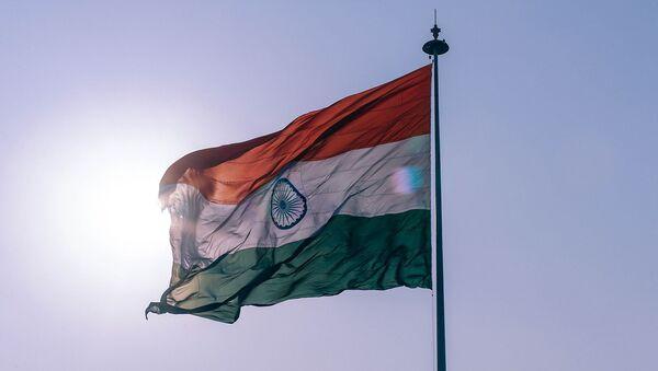 Le drapeau de l'Inde - Sputnik France