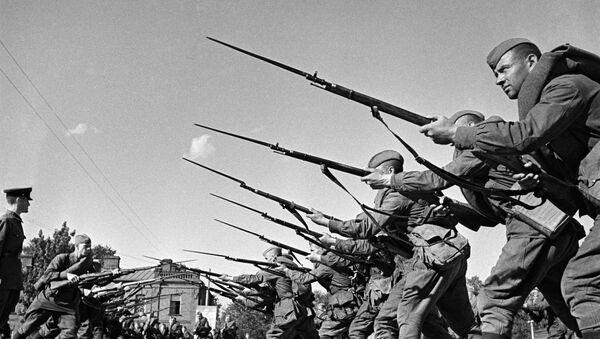 Les premiers jours de la Grande Guerre patriotique  - Sputnik France