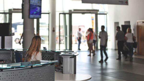 Un aéroport (image d'illustration) - Sputnik France