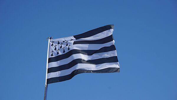 Le drapeau breton  - Sputnik France