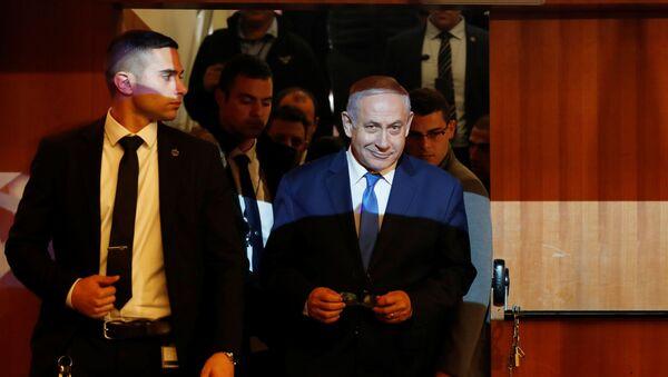 Benyamin Netanyahou - Sputnik France