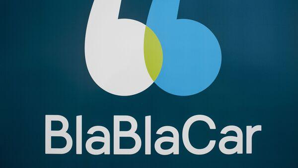BlaBlaCar logo  - Sputnik France